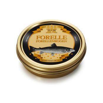 Forelle - Caviar
