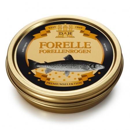 Forellen - Kaviar