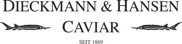 Kaviar-Shop | DIECKMANN & HANSEN-Logo